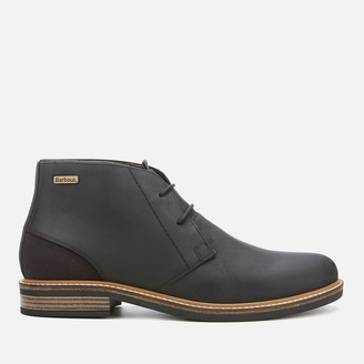 Barbour Men's Readhead Leather Chukka Boots - Black