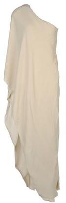 Lanvin 3/4 length dress