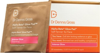 Dr. Dennis Gross Skincare Alpha Beta Glow Pad for Face