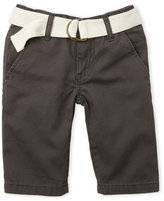 Levi's Toddler Boys) Classic Shorts With Belt