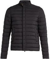 Herno Stand-collar Quilted Jacket