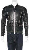 AllSaints 2016 Lambskin Moto Jacket