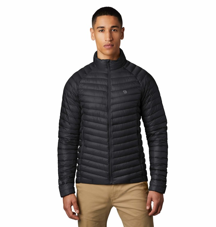 Mountain Hardwear Ghost Whisperer 2 Jacket - AW20 - XL Black