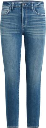 Sam Edelman The Stiletto High Waist Ankle Skinny Jeans