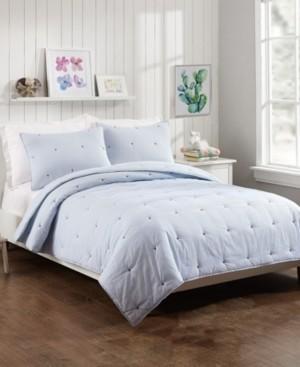 Jessica Simpson Growing Garden Twin 2-Piece Quilt Set Bedding