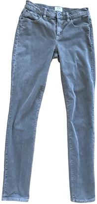 J.Crew Green Cotton - elasthane Jeans for Women