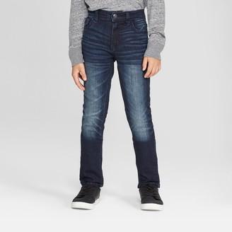 Cat & Jack Boys' Skinny Fit Jeans - Cat & JackTM Medium