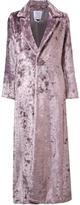 Rosie Assoulin Faux Fur Coat