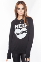 Local Celebrity Hug Dealer Bobbi Sweater in Black