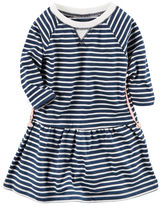 Carter's Striped Knit Dress