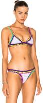 Kiini Yaz Poly-Blend Bikini Top