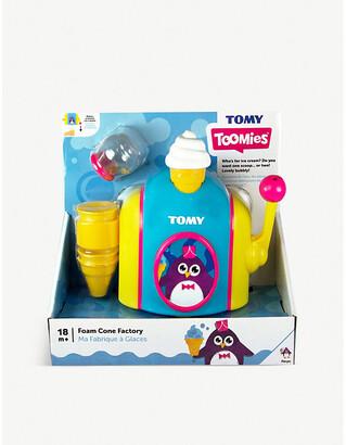 Tomy Foam Cone Factory bath toy