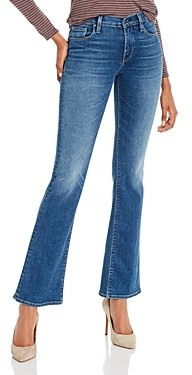 Hudson Drew Mid Rise Bootcut Jeans in Gimmick