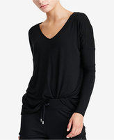 Lauren Ralph Lauren Jersey V-Neck T-Shirt