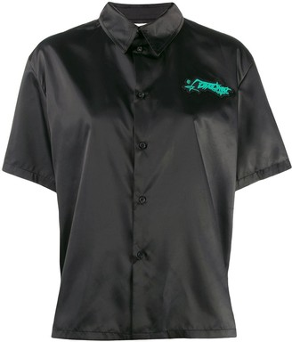 Ottolinger logo short-sleeve shirt