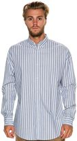 Zanerobe Stripe Rugger Ls Shirt