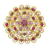 MONET JEWELRY Monet Cluster Flower Pin