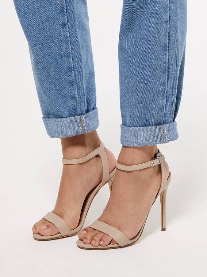 Thumbnail for your product : New Look Slouch Nia Balloon Jeans - Mid Blue