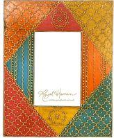 Hamam Royal Henna Summer Photo Frame, 4x6