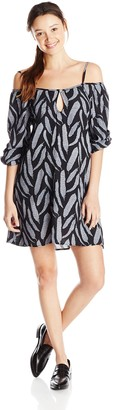 Lucy-Love Lucy Love Women's Lotus Dress
