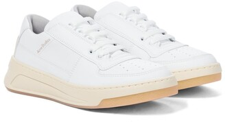 Acne Studios Steffey Lace Up leather sneakers