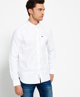 Superdry Boston Button Down Long Sleeve Shirt