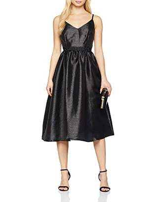 Little Mistress Women's Lurex Prom Party Dress, (Size: )
