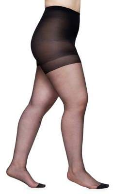 Berkshire Plus Ultra Sheer Control Top Pantyhose