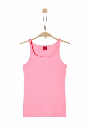 S'Oliver Junior Cami Shirt Top Girl's