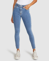 Thumbnail for your product : Neuw Marilyn Skinny Zero Uptown