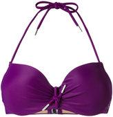 Marlies Dekkers Musubi plunge bikini top - women - Nylon/Polyester/Spandex/Elastane - 75B