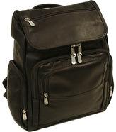 Piel Leather Multi-Pocket Laptop Backpack 2834
