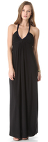 T-Bags LosAngeles Tbags Los Angeles Maxi Dress with Braided Straps