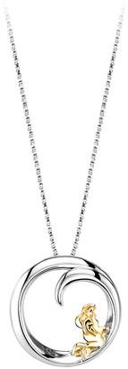 Disney Ariel Sterling Silver Necklace
