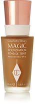 Charlotte Tilbury Magic Foundation Flawless Long-lasting Coverage Spf15 - Shade 9, 30ml