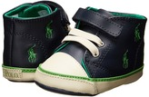 Polo Ralph Lauren Bal Harbour Cap Toe Repeat Hi (Infant/Toddler)