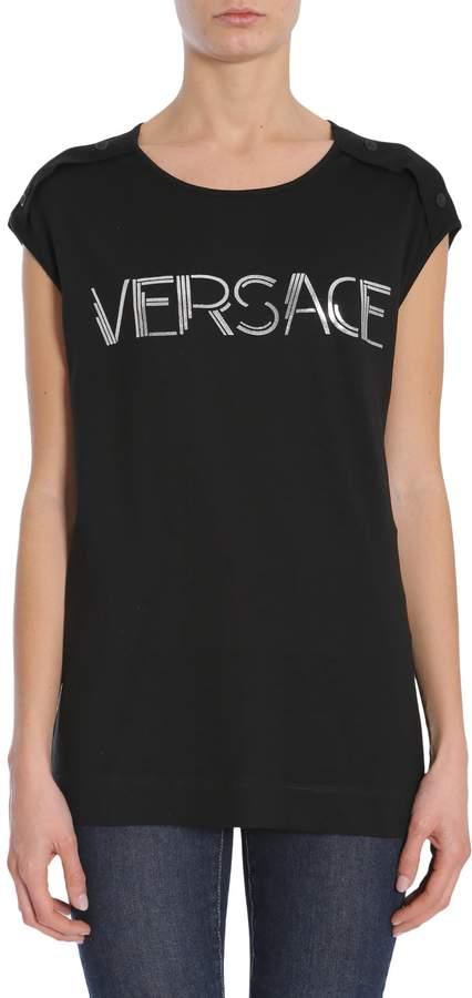 Versace Oversize Top