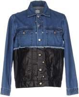 Sjyp Denim outerwear - Item 42583544