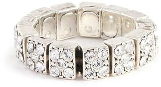 Philippe Audibert 'Baptista' Swarovski crystal rhinestone ring