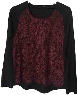 The Kooples Black Wool Top for Women