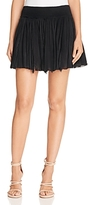 Love Sam Lace-Inset Skirt