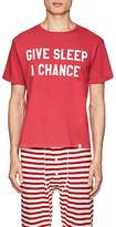 "Sleepy Jones Men's Jackson ""Give Sleep A Chance"" T-Shirt"