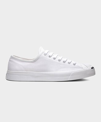 Converse Jack Purcell Canvas in White