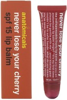 Anatomicals Never Lose Your Cherry, Cherry Lip Balm SPF8 15ml