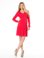 A Pea in the Pod BCBGMAXAZRIA Super Soft Maternity Dress