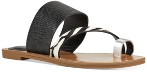 Nine West Ciona Toe-Thong Sandals Women's Shoes