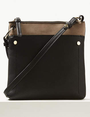 Marks and Spencer Front Pocket Cross Body Bag