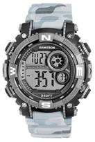 Armitron® Sport Men's Chronograph Strap Watch - Black/Grey