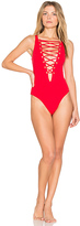 Beach Bunny Rib Tide One Piece