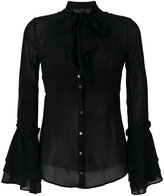 La Perla Daily Looks lace shirt